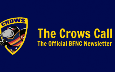 Crows Call January 2021